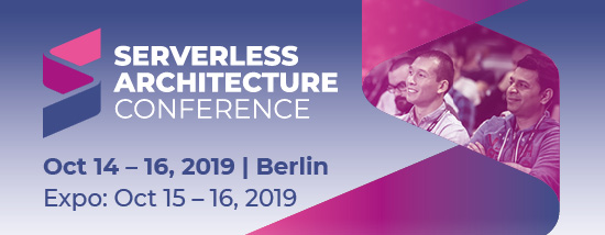 Presented by Serverless Architecture Conference